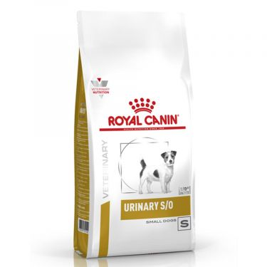 Royal Canin Vet Diet Dog Urinary S/O Small