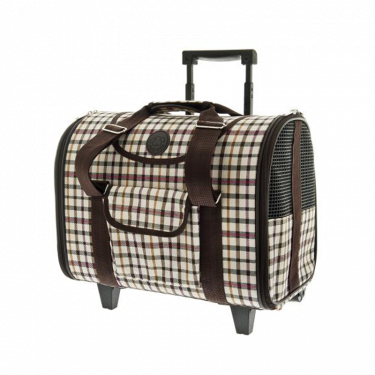 Ferribiella Trolley Bag Kαρό