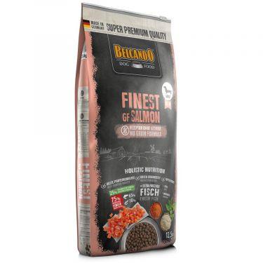 Belcando Finest Grain Free με Σολομό