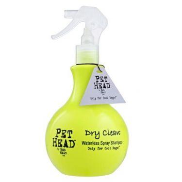 Pethead Dry Clean Spray Shampoo 450ml