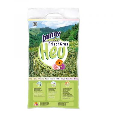 Bunny Nature Fresh Grass Hay Άχυρο με Άνθη