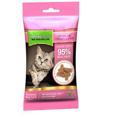 Natures:menu Cat Treats 60gr