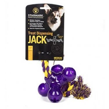 Starmark Treat Dispensing Jack