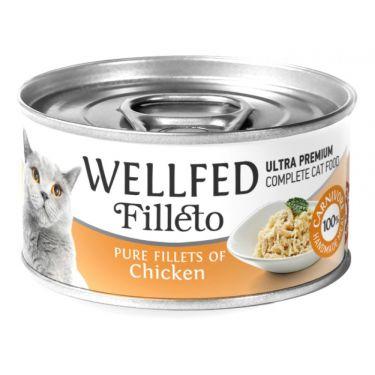 Wellfed Filleto Pure Chicken