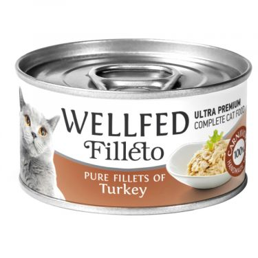 Wellfed Filleto Pure Turkey