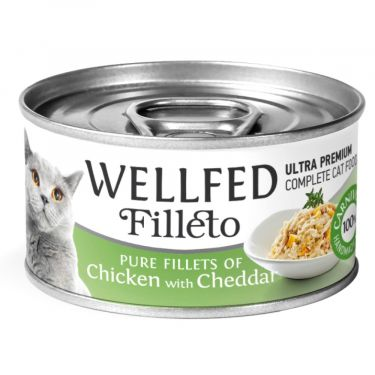 Wellfed Filleto Chicken & Cheddar