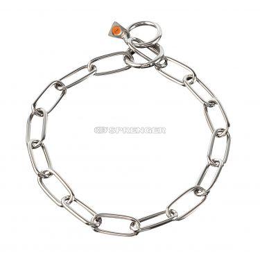 Sprenger Stainless Steel Collar 51663 Long Links