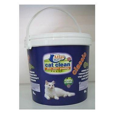 Atlas Cat Clean