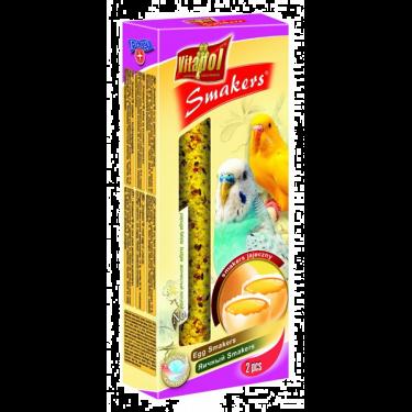 Vitapol Παστέλι Για Παπαγαλάκια  2 X 40GR