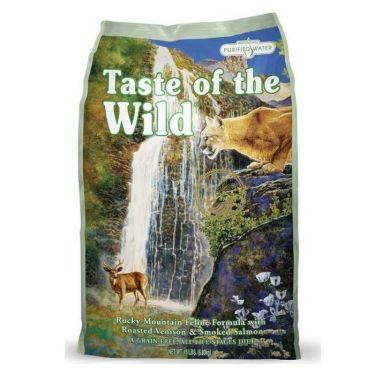Taste of the Wild Rocky Mountain Feline με Ψημένο Ελάφι & Καπνιστό Σολομό