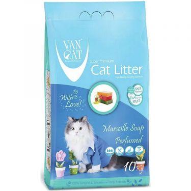 Van Cat Marseille Soap Clumping