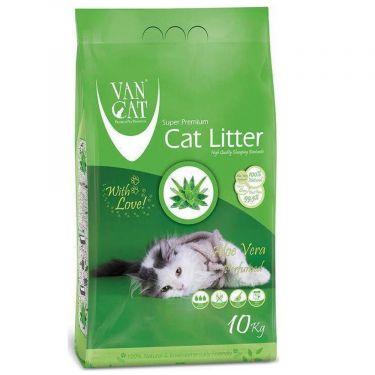 Van Cat Aloe Vera Clumping