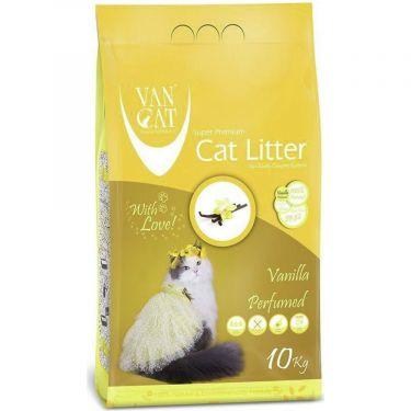 Van Cat Vanilla Clumping
