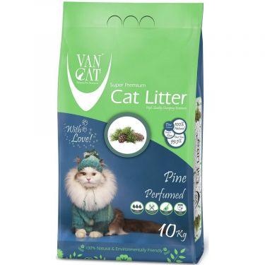 Van Cat Pine Clumping