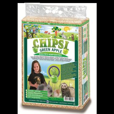 Chipsi Plus με Πράσινο Μήλο