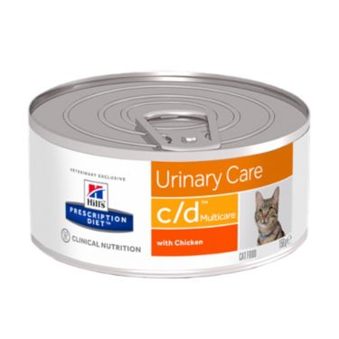 Hill's PD c/d Multicare Urinary Care Feline with Chicken