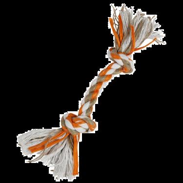 Ferribiella Dog Σχοινί Με 2 Κόμπους Χρωματιστό