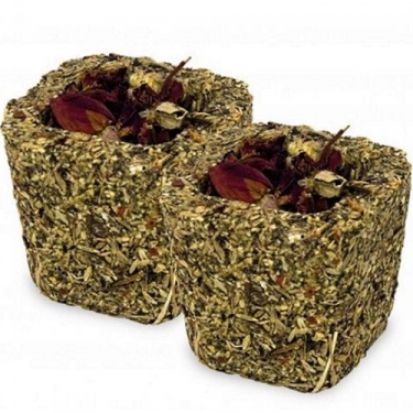 JR Farm Grainless snack με Ροδοπέταλα