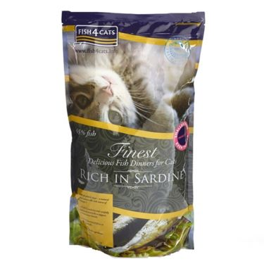Fish4Cats Sardine Complete