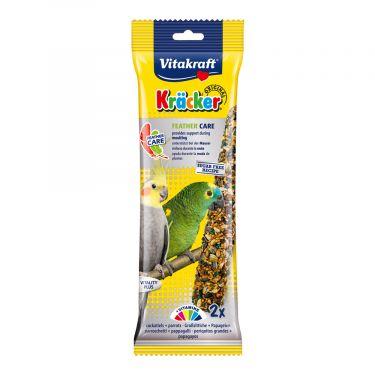Vitakraft Kracker Feather Care για Μεγάλους Παπαγάλους