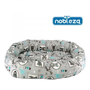 Nobleza Στρώμα/Κρεββάτι Oval I Love Dogs