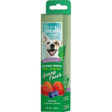 Tropiclean Clean Teeth Gel Berry