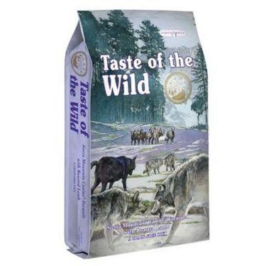 Taste of the Wild Sierra Mountain με Ψημένο Αρνί