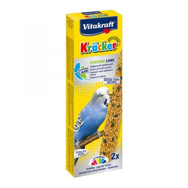 Vitakraft Kracker Feather Care για Παπαγαλάκια