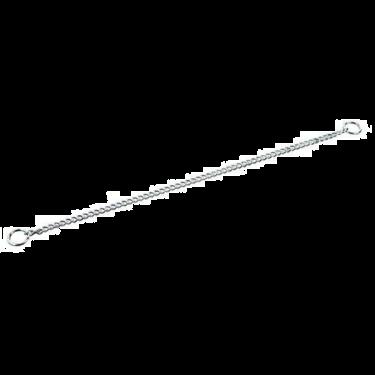 Sprenger Stainless Steel Collar 50803 Round Links