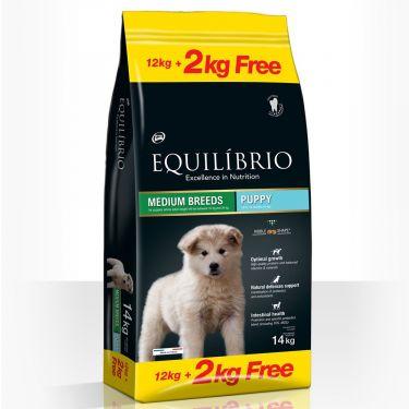 Equilibrio Puppy Medium Breeds