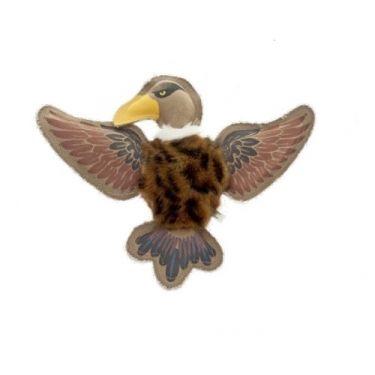 Ferribiella Dog Canvas Bird Παιχνίδι