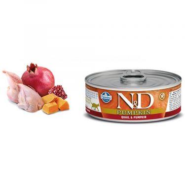 N&D Cat Pumpkin & Quail Wet Food