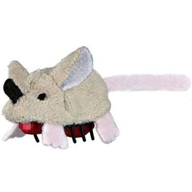 Trixie Running Mouse Plush 45798
