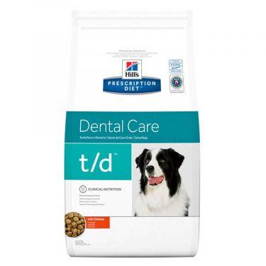 Hill's Prescription Diet t/d Dental Care για Σκύλους με Κοτόπουλο