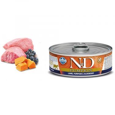 N&D Cat Pumpkin Lamb & Blueberry Wet Food