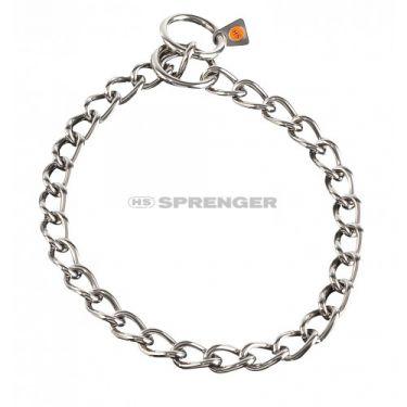 Sprenger Stainless Steel Collar 51381 Round Links