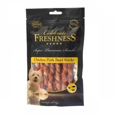Celebrate Freshness Chicken Pork Beef Sticks