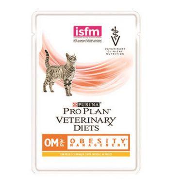 Pro Plan Veterinary Diets OM Obesity Management Φακελάκι