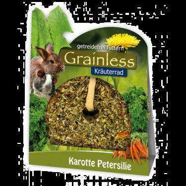 JR Farm Grainless Snack με Βότανα & Καρότα
