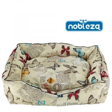 Nobleza Κρεβατάκι Πουφ Λονέτα Carte Postale