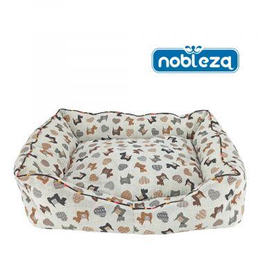 Nobleza Κρεβατάκι Πουφ Λονέτα Terrier