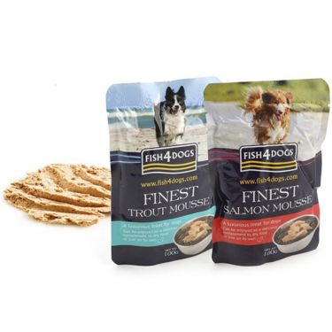 Fish4Dogs Mousse For Dogs 100gr