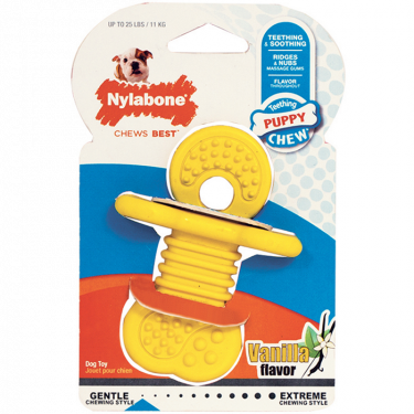 Nylabone Puppy Rubber Teether