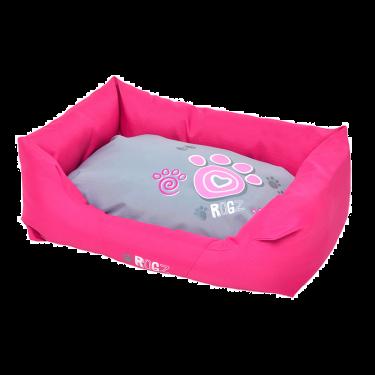 Rogz Κρεβατάκι Σκύλου Pink Paws