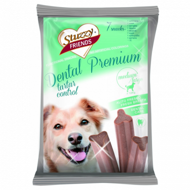 Stuzzy Friend Dental Snack Medium/Maxi
