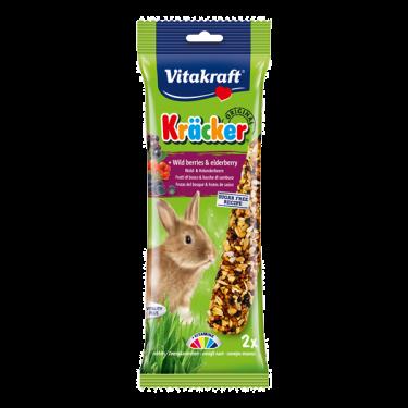Vitakraft Kracker με Ξηρούς Καρπούς & Άγρια Μούρα για Κουνέλια