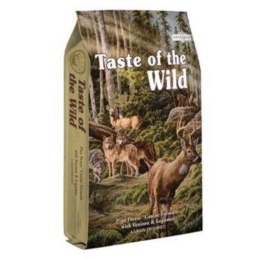 Taste of the Wild Pine Forest με Ελάφι & Οσπρια