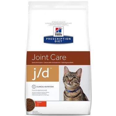 Hill's Prescription Diet j/d Joint Care για Γάτες με Κοτόπουλο