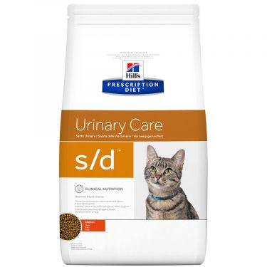 Hill's Prescription Diet s/d Urinary Care για Γάτες με Κοτόπουλο