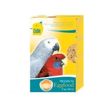 Cede Αυγοτροφή για Παπαγαλάκια